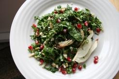 En salade repas
