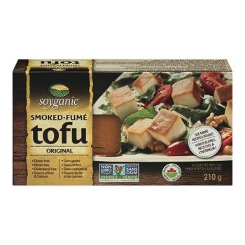 Tofu fumé Soyganic