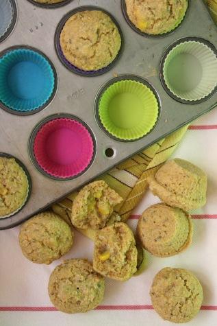 Minis muffins pour bébé DME