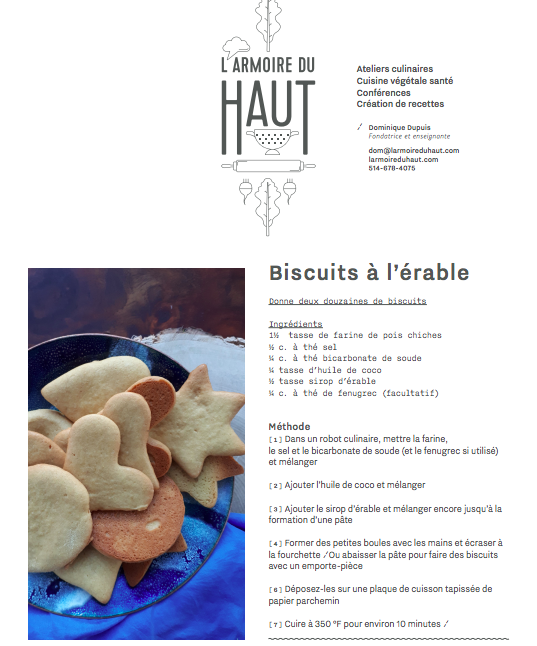 Biscuits a l'erable_ss