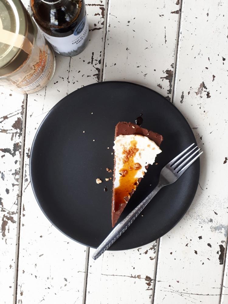 tarte choco, erable, bouleau